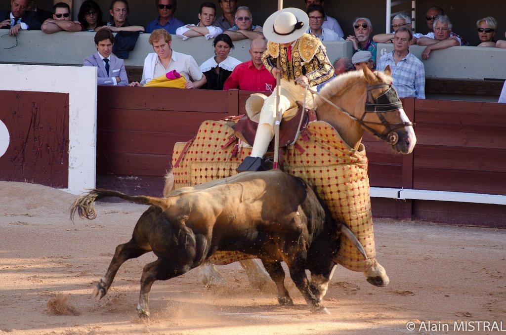 Corrida Mano à Mano Castella - Morante