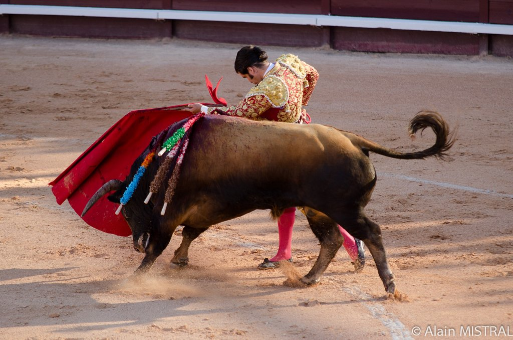 Istres 2013 - Mano à mano Castella - Morante