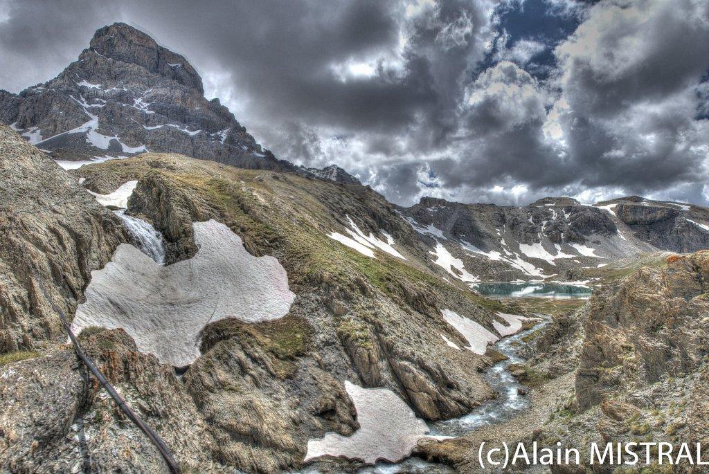 La montagne en pano