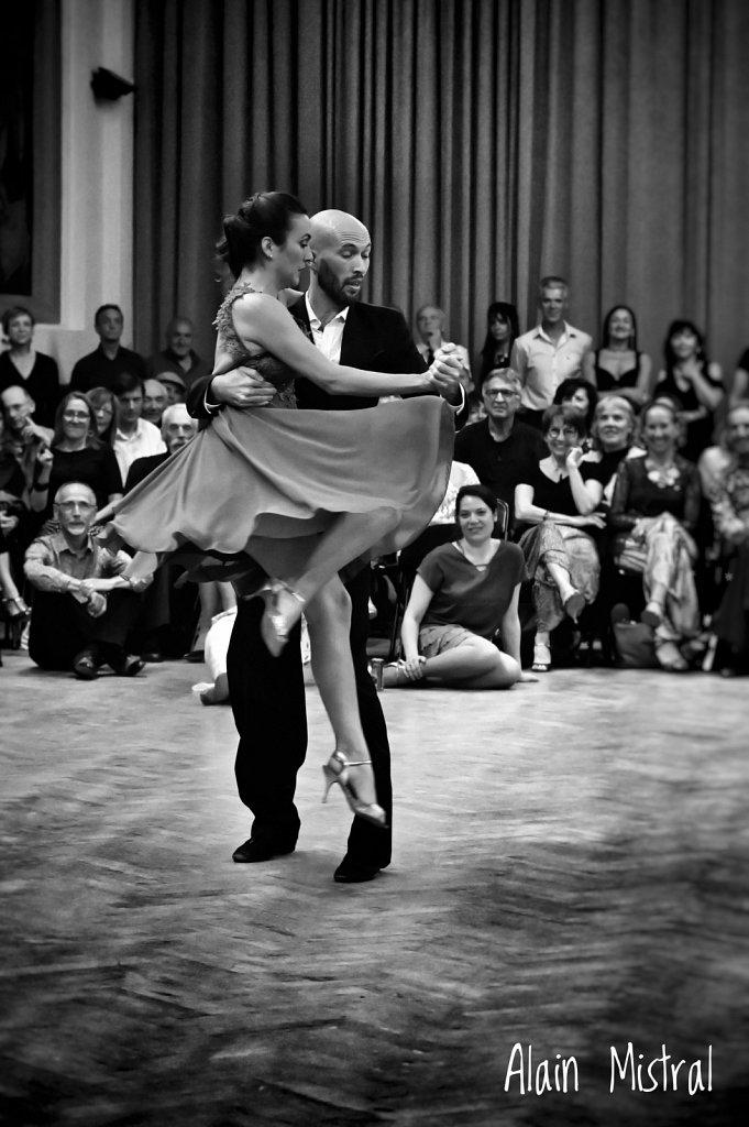 Maria Belen et Santiago Giachello