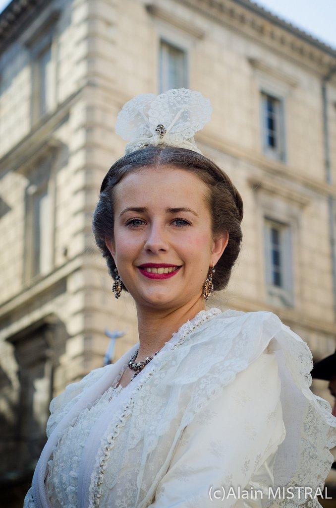 Mandy Graillon, Reine d'Arles