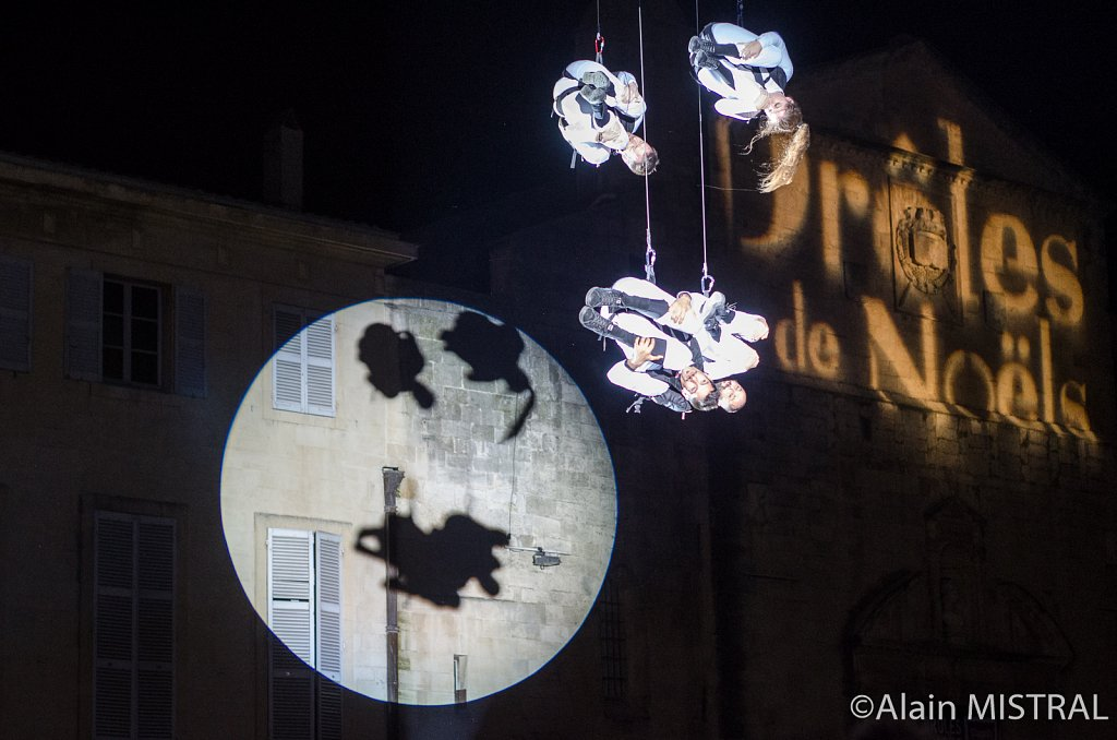 Drôle de Noël à Arles 2014