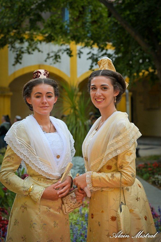 Léa et Pauline